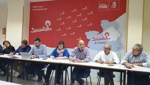 Sahuquillo asegura que es prioritario para los socialistas conquenses la paralización del ATC en Villar de Cañas