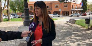 """Silvia García """"El 5 de febrero solicitamos una comisión para investigar la situación de los pisos en la calle Navarrosa"""""""