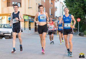Alfonso Expósito y María Jesús Algarra se hicieron con el XVI Trofeo San Gil de Motilla del Palancar