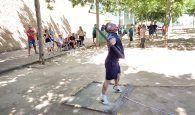 Alta participación en Las Pedroñeras en la segunda jornada de la XXXIII Competición de Juegos y Deportes Tradicionales