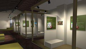Así será el Museo del Ajo de Las Pedroñeras