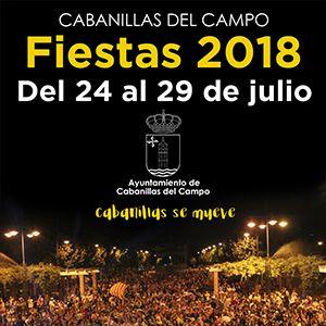 Fiestas Cabanillas 2018