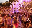 Cabanillas estrenó carrera de colores con gran éxito de participación