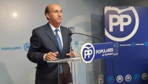 Comunidado del Partido Popular de Guadalajara tras el fallecimiento del hijo menor de su secretario general, Juan Pablo Sánchez