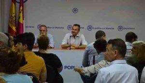 Conde El PP necesita un presidente que pueda ganar y gobernar al día siguiente y esa persona es Cospedal
