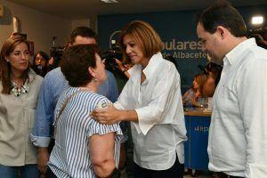 Cospedal gana las primarias en Castilla-La Mancha con un 65,5% de los votos