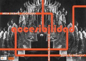 Cuenca Abstracta y el equipo de arquitectos de Cuenca [IN] organizan una mesa redonda para debatir sobre la Accesibilidad de Cuenca