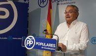 """De las Heras define la política de Page y del PSOE en relación al trasvase Tajo-Segura: """"Hipocresía, traición y mentiras"""""""
