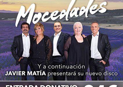 Diputación de Guadalajara se vuelca con Fundación NIPACE colaborando en la organización del concierto solidario 'Los Aromas'