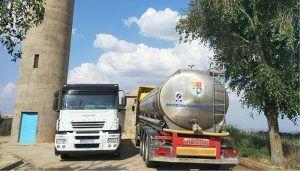 Diputación de Cuenca garantiza el suministro de agua a El Herrumblar durante 4 días enviando un millón de litros en cisternas