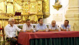 Doménech elogia al pueblo de Villares del Saz y a su Ayuntamiento por valorar su legado patrimonial y sus personajes ilustres