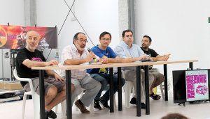 Doménech felicita a la organización de la VIII Feria Internacional del Cómic de El Provencio por su nuevo éxito