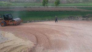 El Ayuntamiento de Huete arregla varios caminos rurales en el municipio