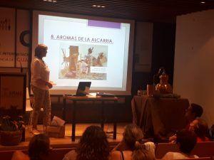 El castillo de Torija acoge una jornada monográfica sobre la lavanda organizada por la Diputación de Guadalajara