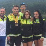 El Club Piragüismo Cuenca con Carácter consigue 4 medallas en el Campeonato de España de Sprint Olímpico.
