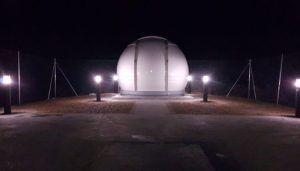 El Observatorio Astronómico de 'El Moral' en Valdecañas, un proyecto LEADER innovador que está atrayendo nuevos visitantes a la comarca