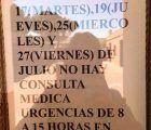 El PP denuncia cierres de consultas médicas y saturación en centros de salud de Cuenca por la ausencia de facultativos