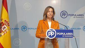 El PP denuncia la hipocresía de Page y Bellido y pide su dimisión por mentir y traicionar a Guadalajara con la aprobación de un trasvase de 38 Hm3