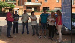 """El PP lamenta que """"un año después, la vida sigue de mal en peor para los vecinos del barrio azudense de El Vallejo e Institutos"""""""