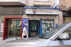 El primer premio de 600.000 euros de la Lotería Nacional toca en Humanes