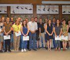 Entregados los diplomas a las 49 personas que se han formado en Cuenca como monitores astronómicos