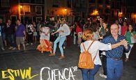Estival Plaza llena de música el centro histórico de Cuenca