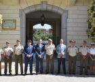 Eurocaja Rural visita la Delegación de Defensa en CLM