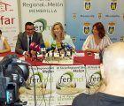 FERIMEL reunirá 55 expositores del 2 al 4 de Agosto en Membrilla