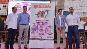 Guadalajara tendrá una feria taurina donde habrá figuras del toreo, jóvenes emergentes y ganaderías con garantías