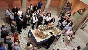 Inaugurada en el Museo Diocesano la muestra 'Fortis Seguntina'