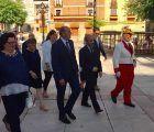 José Manuel Latre participa en Molina en la festividad de la Virgen del Carmen