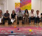 La comisaria de la exposición de Bill Viola visita Cuenca para ultimar detalles del montaje de la muestra