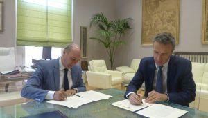 La Diputación de Guadalajara y la UNED reafirman su colaboración con la renovación del convenio para las actividades de extensión universitaria
