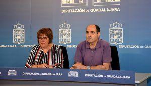 La Junta de Gobierno de la Diputación de Guadalajara aprueba obras y subvenciones para el medio rural