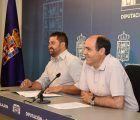 La Junta de Gobierno de la Diputación de Guadalajara aprueba proyectos de obras y fomento de la actividad económica y el turismo por 685.000 euros