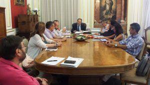 La Junta de Gobierno Local aprueba el borrador del proyecto de Presupuesto General del Ayuntamiento de Cuenca para 2018