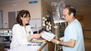 La Junta edita 10.000 folletos informativos para los pacientes hospitalizados en el 'Virgen de la Luz' de Cuenca