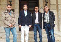 La Junta invertirá 400.000 euros en antenas para mejorar las telecomunicaciones en tres pedanías de Brihuega y en Barriopedro