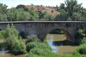 La Junta saca a licitación la obra de rehabilitación del Puente Árabe de Guadalajara