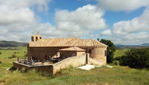 La V Marcha Cuencleta. Caminos por la Historia descubre el románico de Pajares