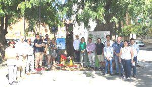Las Nuevas Generaciones del PP no olvidan, y rinde homenaje a Miguel Ángel Blanco en un emotivo acto en Azuqueca
