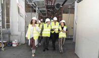 Las obras de ampliación del Hospital de Guadalajara avanzan a buen ritmo a la vez que el Gobierno regional elabora un Plan Estratégico de Inversiones para el edificio actual