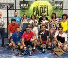 Las parejas Jorge Noheda-Ernesto Bermejo y Teresa Gonzalo-Esther Moreno vencen en el II Torneo Única Pádel