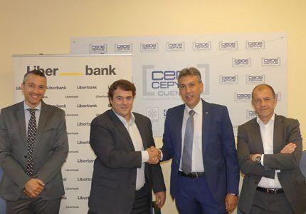 Liberbank aporta 60 millones de euros para financiar a los empresarios de Cuenca