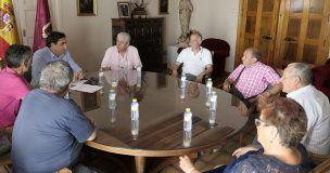 Mariscal anima a los alcaldes pedáneos a que presenten propuestas para mejorar las pedanías