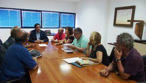 Mariscal se reúne con las asociaciones de vecinos para informarles sobre la EDUSI y 'Veranos en Cuenca'