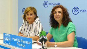 """Marisol Herrera carga contra el Gobierno de Page por recortar grupos de ESO y Bachillerato, reducir profesorado y masificar las aulas en San Clemente"""""""