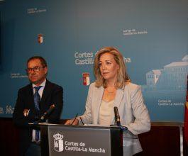 Merino denuncia el cinismo e hipocresía de Page ante los casos de presunta corrupción que salpican a ayuntamientos socialistas