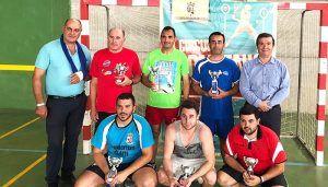 Montalbo y Villarta acogieron este fin de semana una nueva cita del XI Circuito de Frontenis Diputación de Cuenca 2018