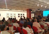 Más de medio centenar de alcaldes y concejales se forman sobre la Ley de Contratos en un curso organizado por la Diputación de Guadalajara